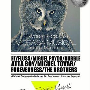 Attaboy - Live From Marbella (02-08-2012)