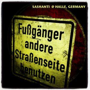 Sashanti @ Halle, Germany