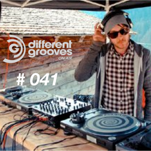 Different Grooves On Air #041 - Agaric