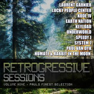 Retrogressive Sessions 9 - Pauls Finest Selection