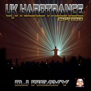 Dj Weavy UKHardTrance mix Sept 2013