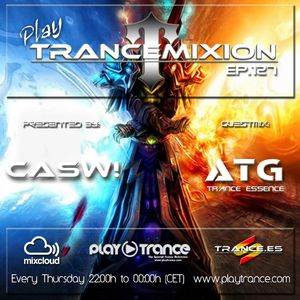 Play Trancemixion 127 by CASW!