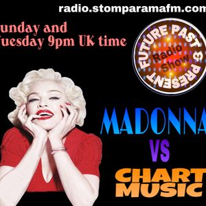 FUTURE PAST & PRESENT - MADONNA VS CHART MUSIC