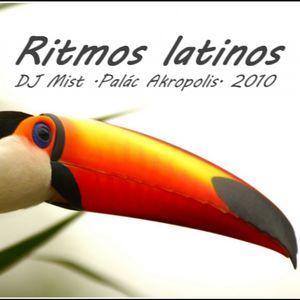 DJ_Mist_Ritmos latinos      (Live mix_Palác Akropolis club_Prague_2010)
