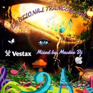 Emotional Trance ep.059(2016) Master dj