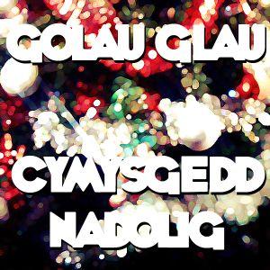 Golau Glau Festive Mix #3 -Cymysgedd Nadolig