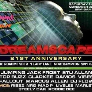 dJ fLow - Dreamscape 21st Anniversary