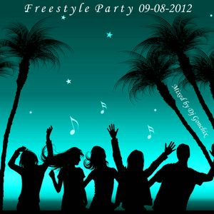 Freestyle Party 09-08-2012