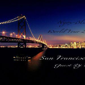 Nyox-Blaster World Tour 2012 (San Francisco)