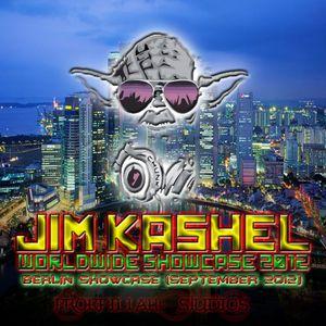 Jim Kashel - Berlin Showcase (September 2012)