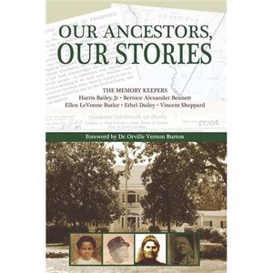 Research in South Carolina with The Memory Keepers