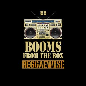 Booms From the Box with Insom on Reggaewise Interview 3/6//2015