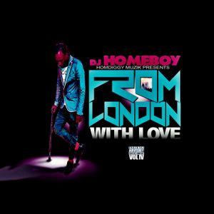FROM LONDON WITH LOVE 4