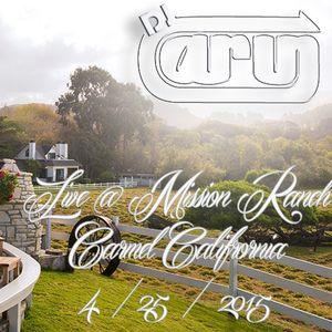 A-RUN Live @ Mission Ranch Carmel 4-24-15