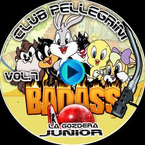 DJ SET CLUB PELLEGRINI VOL.7@JUNIOR STAGE SESSION... BAD ASS DJ AND FRIENDS.... 2.30 HS LIVE SET