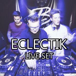 Eclectik: LIVE at Poe-Este-Miekes w/ Pleasurekraft (2015)