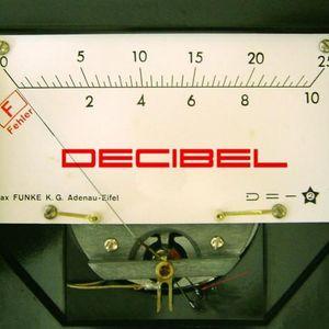 how many decibels will kill you?