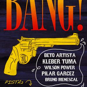 Mixtape para a promo da festa BANG!