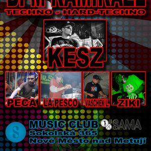 ZiKi - Live @BPM Kamikaze, U Sama, Nové Město nad Metují 22-04-2017