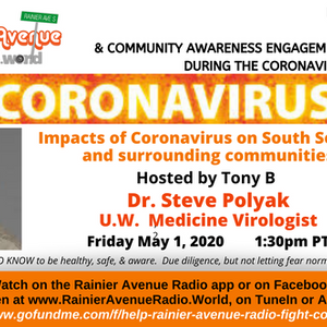 Coronavirus Special 25 - Steve Polyak