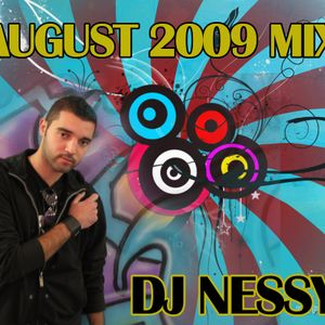 Nessy'Cast #2 - The Podcast by DJ Nessy [August 2009]