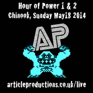 AP Live Hour Of Power - Sunday May18 2014 - Chinook
