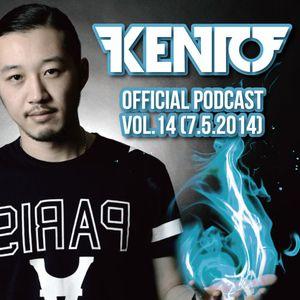 Kento Official Podcast vol.14 (7.5.2014)