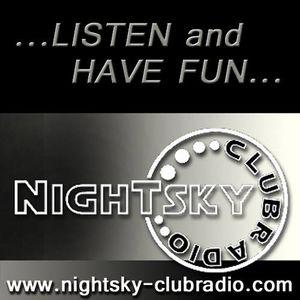 DJane PinkLady - EDM STARDUST SELECTION #104 NIGHTSKY CLUBRADIO