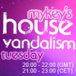 MYKEY's House Vandalism 21-08-2012