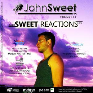 John Sweet - Sweet Reactions #087