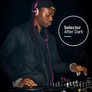 Selector After Dark - Treble Clef
