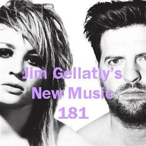 Jim Gellatly's New Music episode 181