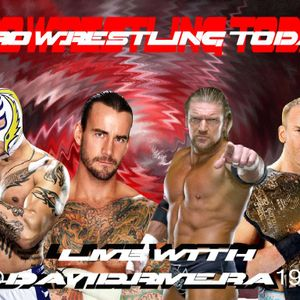 Pro Wrestling Today Live Podcast Preview No Surrender 2012 Review Post Show