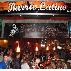Barrio Latino'