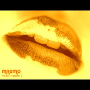 mnemo - vocal nature 3