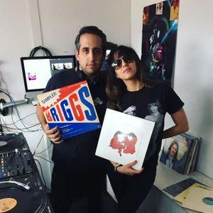 Barbie Bertisch & Paul Raffaele @ The Lot Radio 10:08:2016