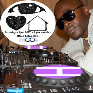 Black Lotus Live - Jan 5th (Deep House)