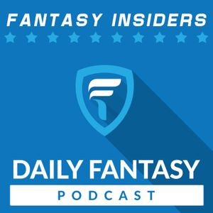 Daily Fantasy Podcast - GPP - Dave's Back + Thurs MLB - 7/07/16