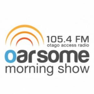 OARsome Morning Show - 30-09-2016 - Jethro Tull concert in Dunedin, New Zealand