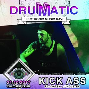 KickAss - Live @ Drumatic (Culture Club 21.10.17)