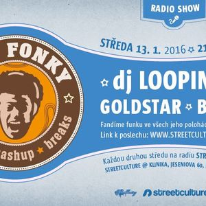 Get Fonky Radio Show Pt.29 With Dj Loopin