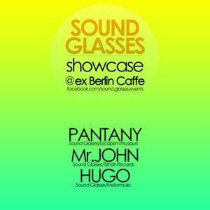 Pantany @ Sound Glasses SHOWCASE (ex Berlin Cafe 19.01.13)