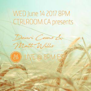 Dauri Cems @ CTRL ROOM - June 14 - 2017