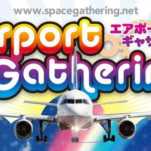 Hataken live @ Airport gathering 2013 Kumamoto