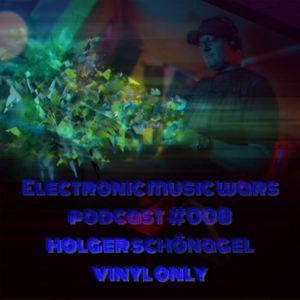 EMW Podcast #008 - Holger Schönagel - Vinyl Only