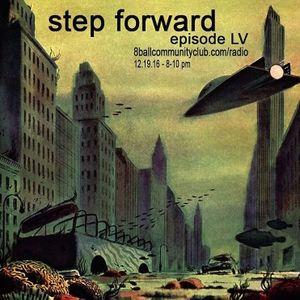 Step Forward LV w/Mighty Redeemer