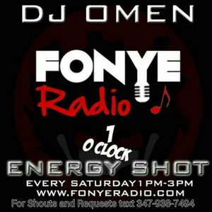 DJ OMEN THE 1 O CLOCK ENERGY SHOT 10-17-15