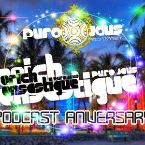 Erich Ensastigue PODCAST Aniversary Puro Jaus Records ¡MIAMI