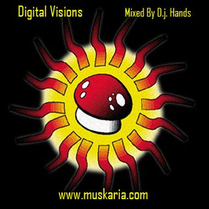 Digital Visions (2000) - Mixed By D.j. Hands (Muskaria)