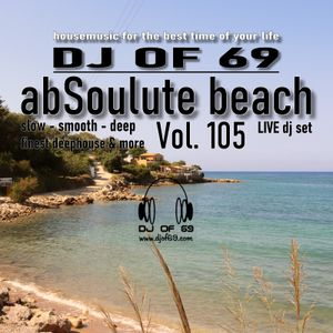 AbSoulute Beach 105 - slow smooth deep